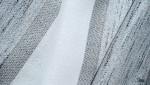 Tkanina zasłonowa lub obrusowa Melanż - Szary 3901