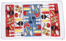 Ściereczki kuchenne - NOWE WZORY - wymiary  50 cm x 70 cm