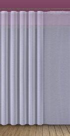 Enzo firana markizeta biała i kremowa 290 wys.